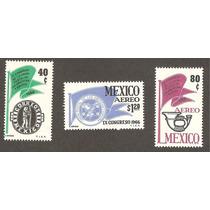 Serie Estampillas Union Postal Americas 1966