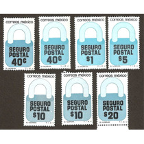 Exporta Seguro Postal Candado 2 Serie C/variedades