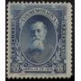 2217 México V Carranza Scott #574 Azul 10c Usado 1916