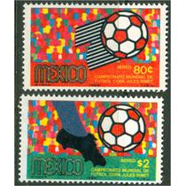 Sc C350-c351 Año 1969 Campeonato Mundial De Futbol Jules Rim