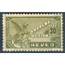 Sc C173 Año 1947 Wm 279 Gob Mex Simbolos De Vuelo 30c Mnh