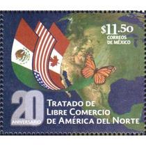México : 20 Aniv Del Tlc De Norteamerica 2014 , Op4