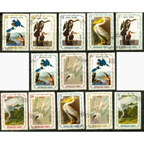 0182 D´haiti Pájaros Costeros Lotecito 13 S C T O N H 1975