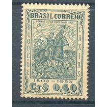 Brasil 1953 Duque De Caxias A Caballo