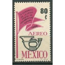 Sc C314 Año 1966 B1 Ix Congreso Inernacional De A Union Post
