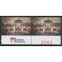 Sc 2842 Año 2013 B2 Casino Español 150 Aniv Con Folio Y Logo