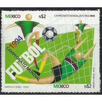 1994 Campeonato Mundial De Fútbol Sc. 1873 Setenant Mnh