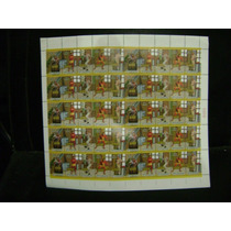 Estampillas De Coleccion De Chespirito Planilla Completa