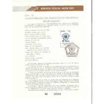 Hoja Carnet Primer Día Pentathlón 1988