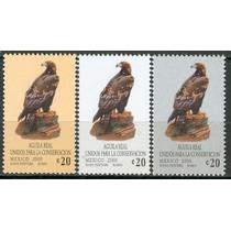 Sc () Año 2000 Aguila Real Unidos Para La Conservacion