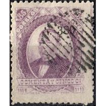 2243 Clásico Juárez Scott#129 Veracruz#380 P G Ldo 85c Usado