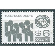 Sc 1121c Año 1975 Exporta Serie 7 Tuberias De Acero Gris 6p