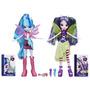 My Girls Little Pony Equestria - Sonata Anochecer Y Aria Bla
