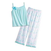 Pijama American Girl P/niña Talla 6 Años C/pantufla Original
