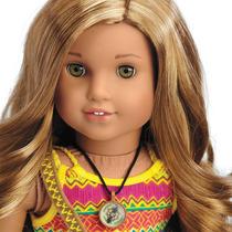 American Girl Lea Clark La Muñeca Del Año 2016 Original New