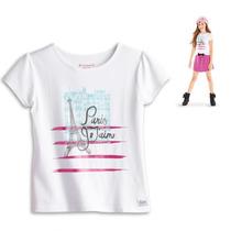 American Girl Grace Playera De Paris P/niña Talla M