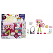 Set My Little Pony Equestria Girls Minis Fluttershy Nuevo!