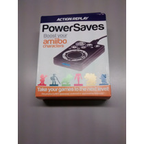 Power Saves Action Replay Powersaves Datel Amiibo