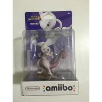Amiibo Mewtwo Americano Nuevo Sellado Wii U Y New 3ds