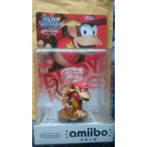 Amiibo Diddy Kong Jp Smash Bros U 3ds