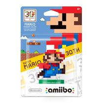 Amiibo Mario Bros 30th Aniversary Modern Color Nuevo!!!