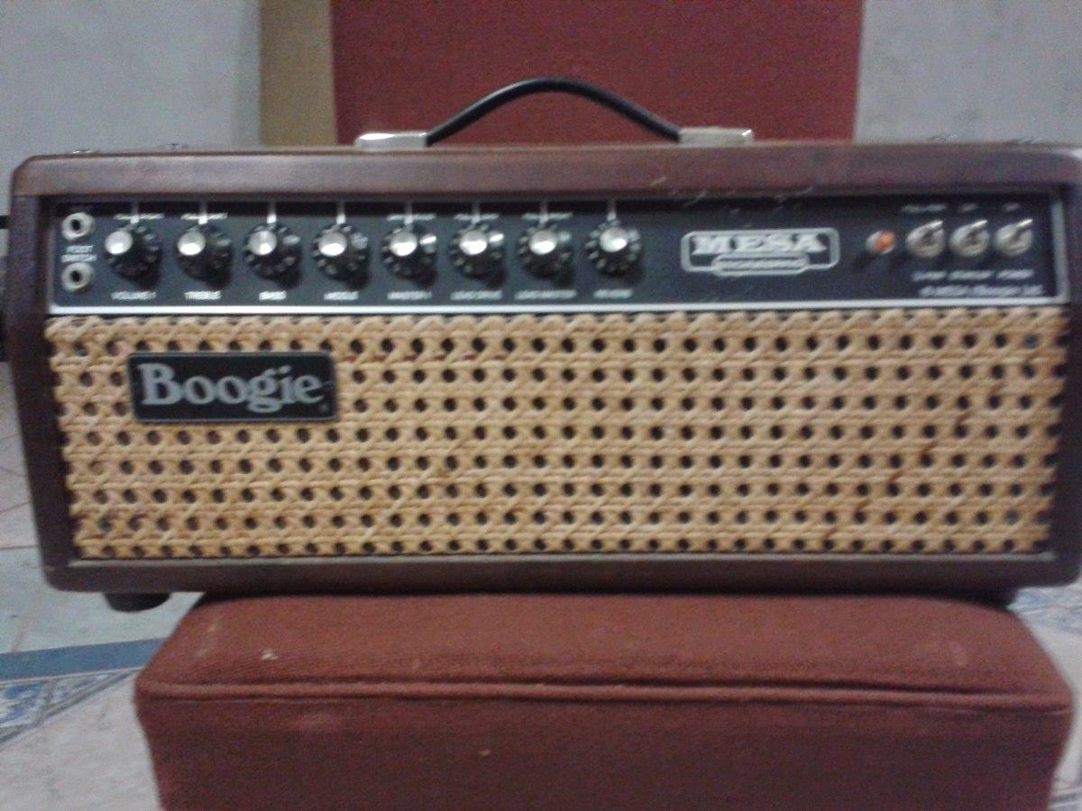 Amplificador boogie mesa 44 en mercadolibre for Amplificadores mesa boogie