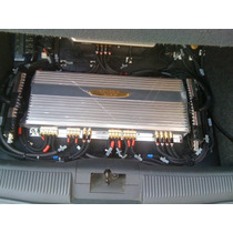 Genesis Real Audiophile,sq,5 Channel Amplifier,(((england)))
