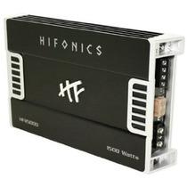 Hifonics Hfi500d 1500 Watts Clase D Amplificador