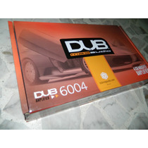Amplificador 4ch Dub 2400w
