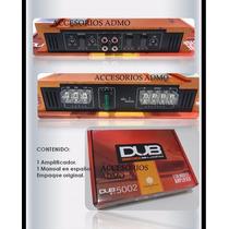 Amplificador Dub 2 Canales 1500 Watts Mod.5002
