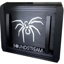 Amplificador Soundstream 4 Canales De 1200w