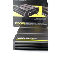 Amplificador Kicker 1200w 1 Canal Cx1200.1