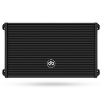 Amplificador Db Drive A6-1600.4 Clase Ab 4 Canales Series A6