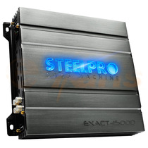 Amplificador Steelpro 1500w 1ch Clase D Estable 1 Ohm Xaris.