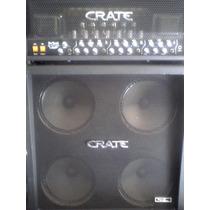Crate Blue Voodu Bv300h /gabinete Crate 4x12 Celestion