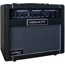 Amplificador Hi Watt Para Guitarra Mod. G20afx