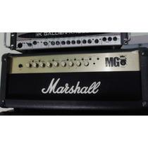 Amplificador Cabezal Marshall Mg100 100 Watts Para Guitarra