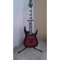 Guitarra Ibañez Y Amplificador Mega 20w