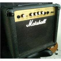 Amplificador De Guitarra Marshall Ingles!! Vintage 80s