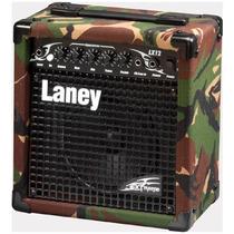 Combo Laney Extreme Para Guit. Eléc., Camo 10w 1x6 Lx12camo