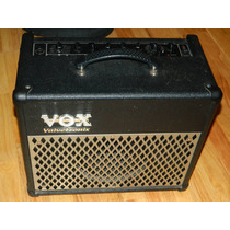 Amplificador Bulbo Guitarra Vox Valvetronix Adt15vt
