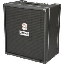 Combo Orange Cr50 Bxt Blk Para Bajo Electrico Envio Gratis!!