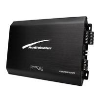 Amplificador Audiobahn 2400w Conecta Woofers Y Bocinas Xaris