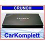 Amplificador Crunch Gtr3000.1 Clase D, Woofers