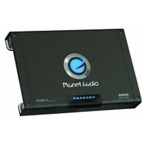 Planet Audio Ac4000.1d Anarquía 4000-vatios Monoblock Clase