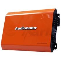 Amplificador 2400w Audiobahn 4 Canales Para Car Audio Xaris.