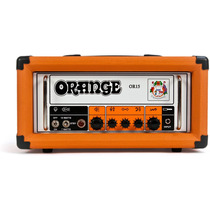 Amplificador Cabezal Orange Or15 H Bulbos Nuevo Buen Precio
