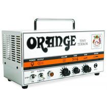 Amplificador Cabezal Orange Tt15h Bulbos Tiny Terror Nuevo