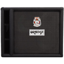 Gabinete Para Bajo Orange Obc410 Bk 4 X 10 600 W