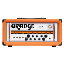 Amplificador Cabezal Orange Ad30h Tc 100% Bulbos, Nuevo